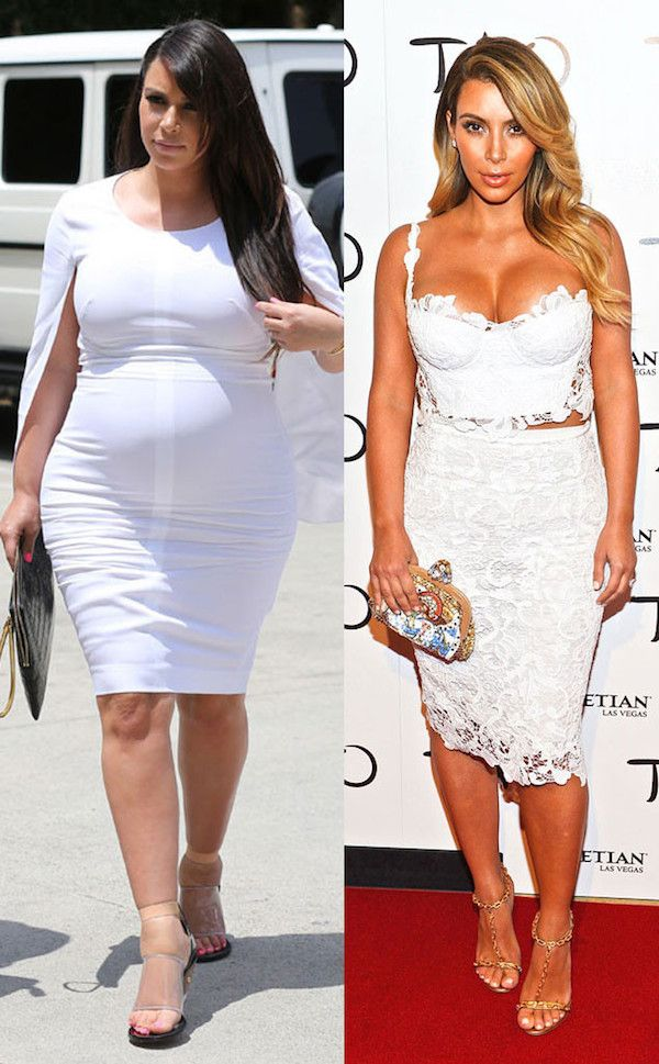 Average weight loss during pregnancy image 6