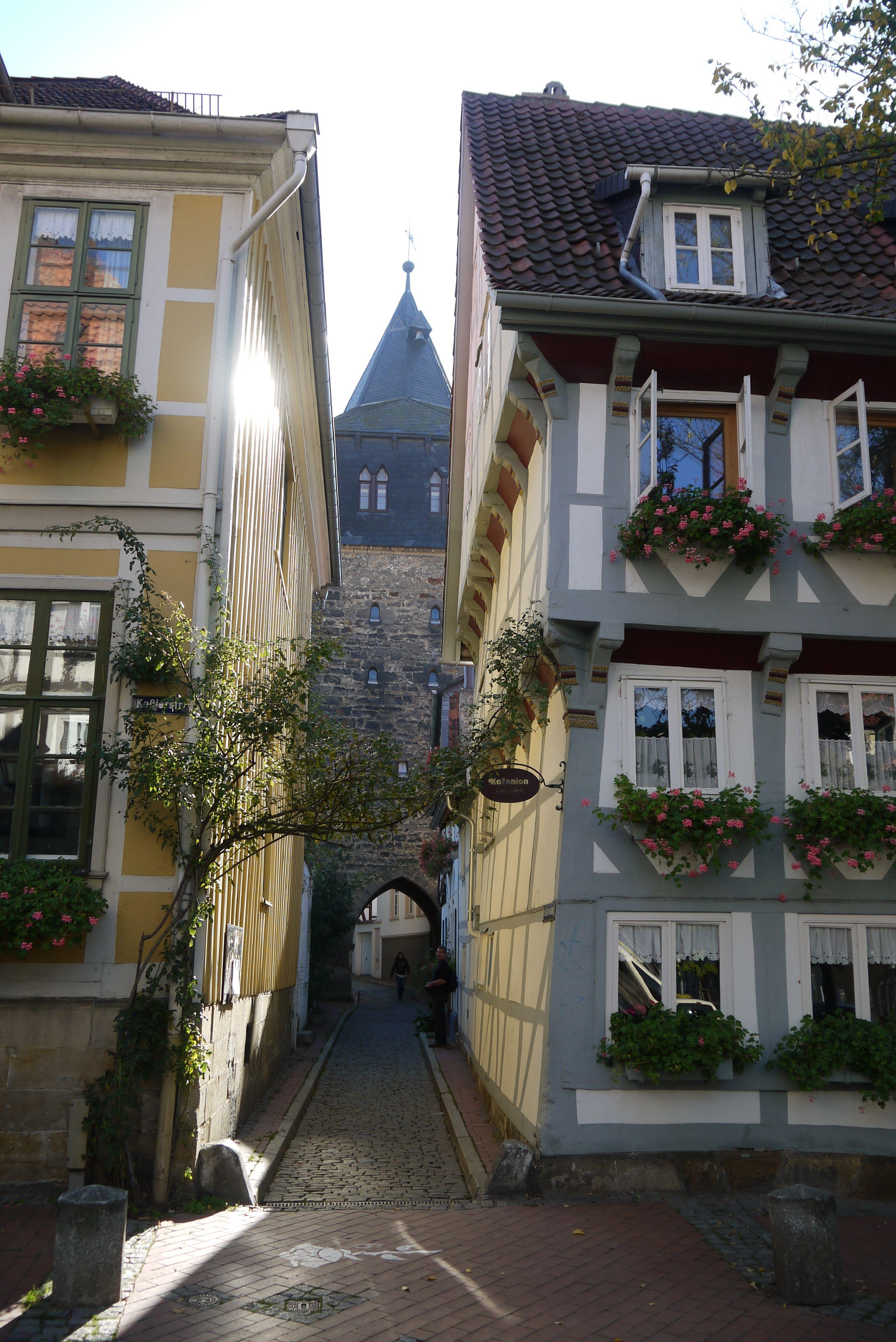 Altstadt In Hildesheim Altstadt Heim