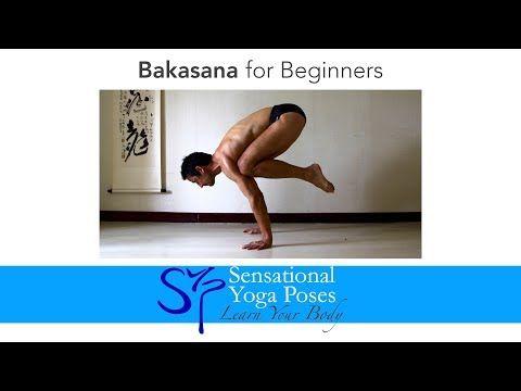 how to nail perfect crow pose bakasana  yoga poses