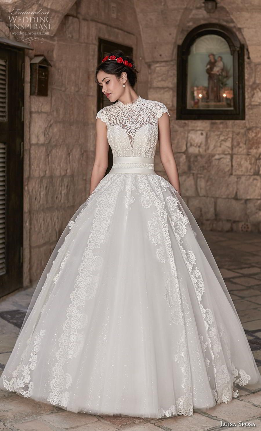 Luisa Sposa 2020 Wedding Dresses in 2020 Wedding dresses