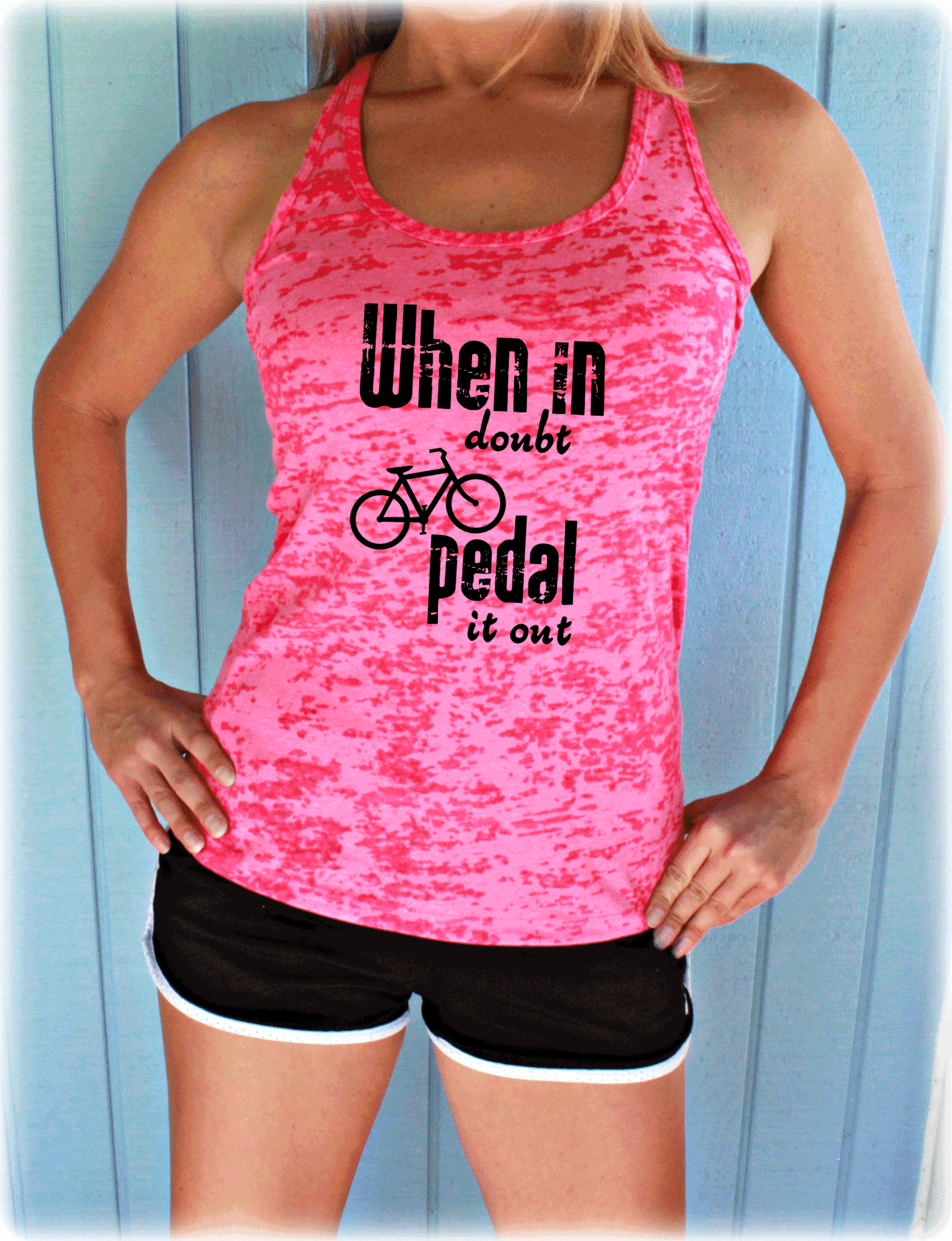 Women s Active Apparel for Fitness Motivation. Great Gift for the Indoor  Cycling Class or Biking Junkie! Gain a little spin class or road bike  inspiration ... 5d125ee83
