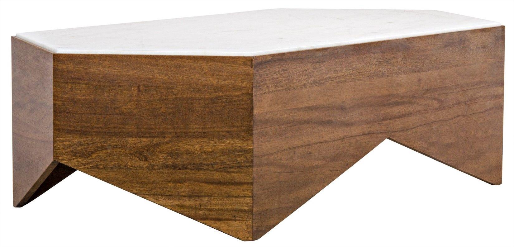 hexagon coffee table canada
