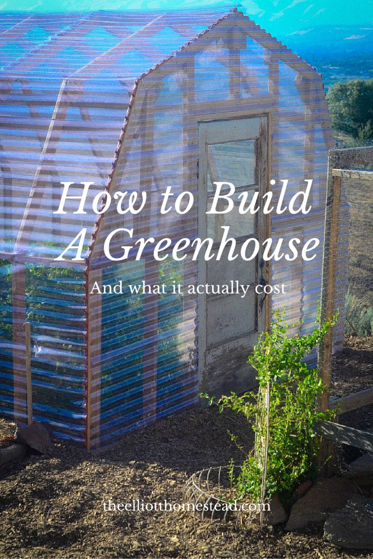 Perfect Hereu0027s A Step By Step Guide On How To Build A Greenhouse .