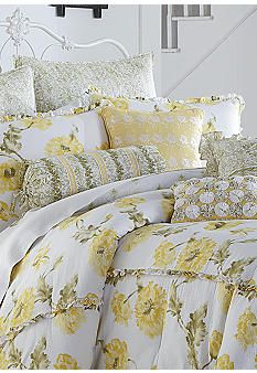 Maryjane S Home Watercolor Floral Bedding Collection Floral