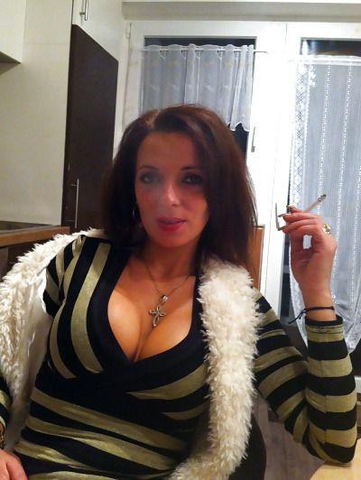Mature smoking ladies