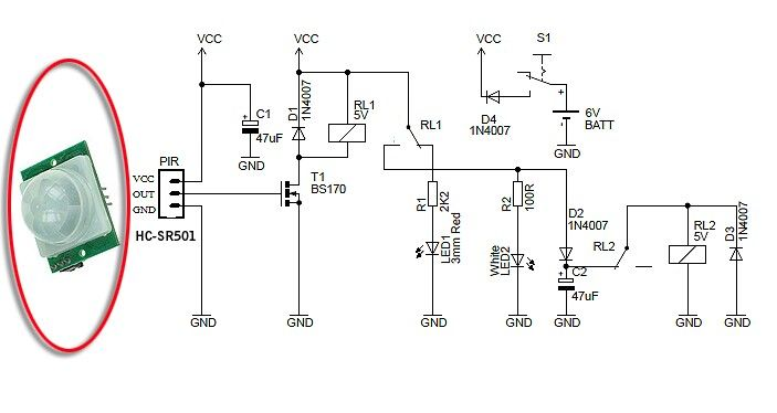 Pin by Paul Atradies on electronics | Security lights ...