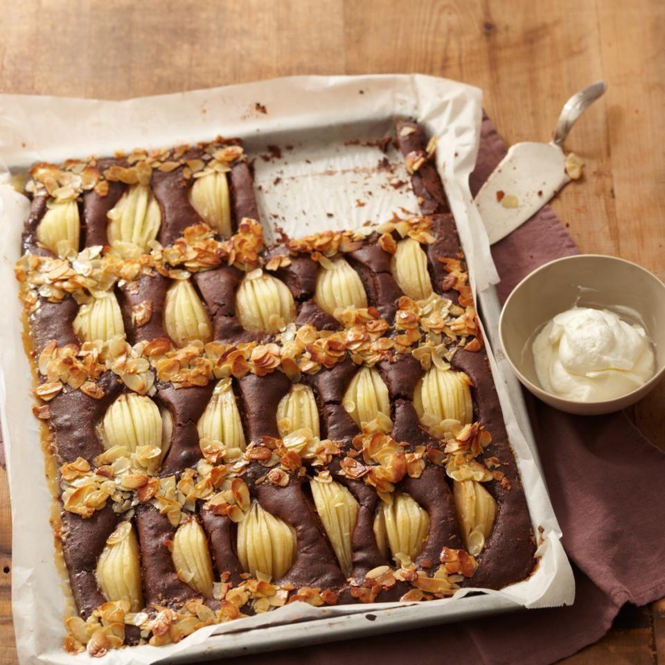 ▷ Birnenkuchen: süß & saftig