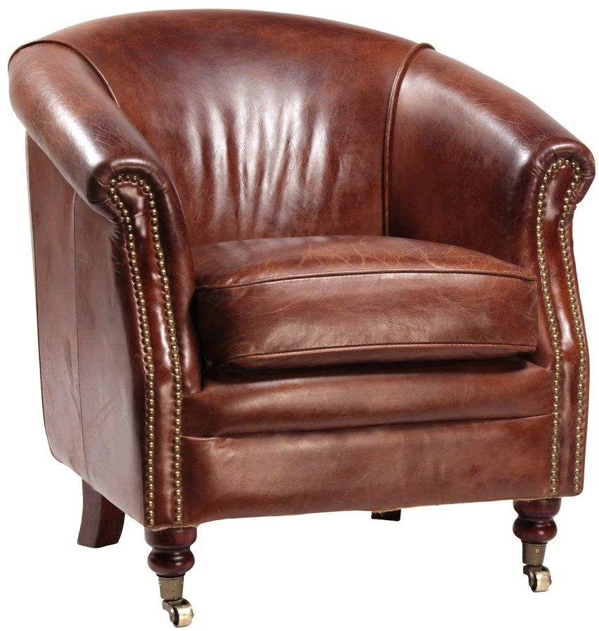 Antique leather club chairs in many vintage reproduction designs buy online  or at our Los Angeles - Antique Leather Club Chairs In Many Vintage Reproduction Designs Buy