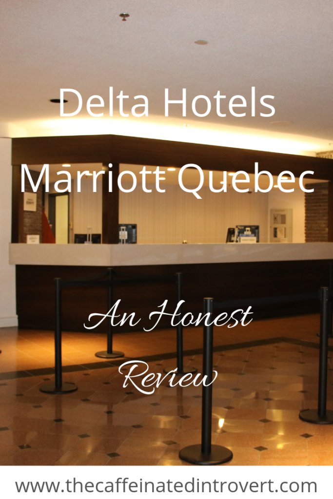 Delta Hotels By Marriott Quebec Hotel Review Hotel Reviews Canada Travel Marriott Hotels