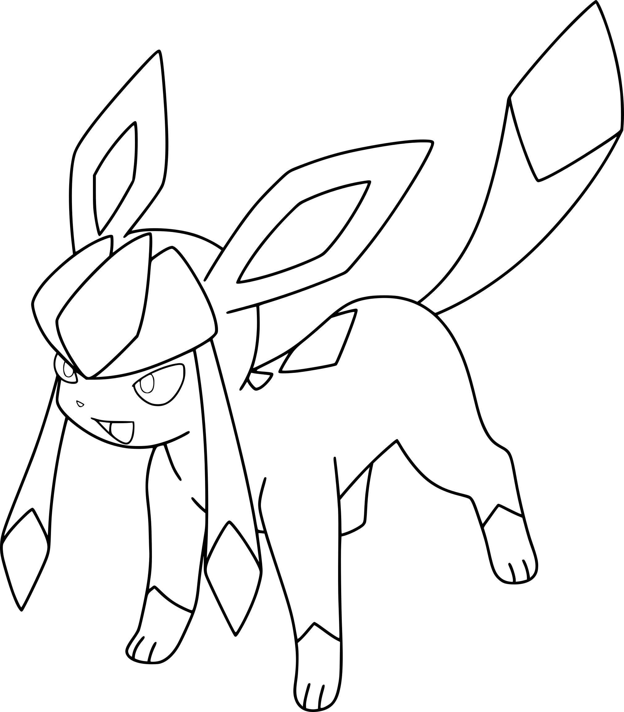 Coloriage Pokemon Lunala