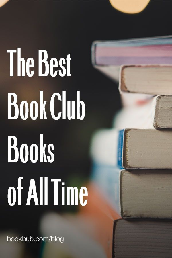 80 of the Best Book Club Books to Read Right now