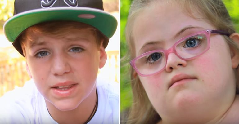 He Dedicates a Song to His Sister With Special Needs. His Message of Love Will Warm Your Heart!