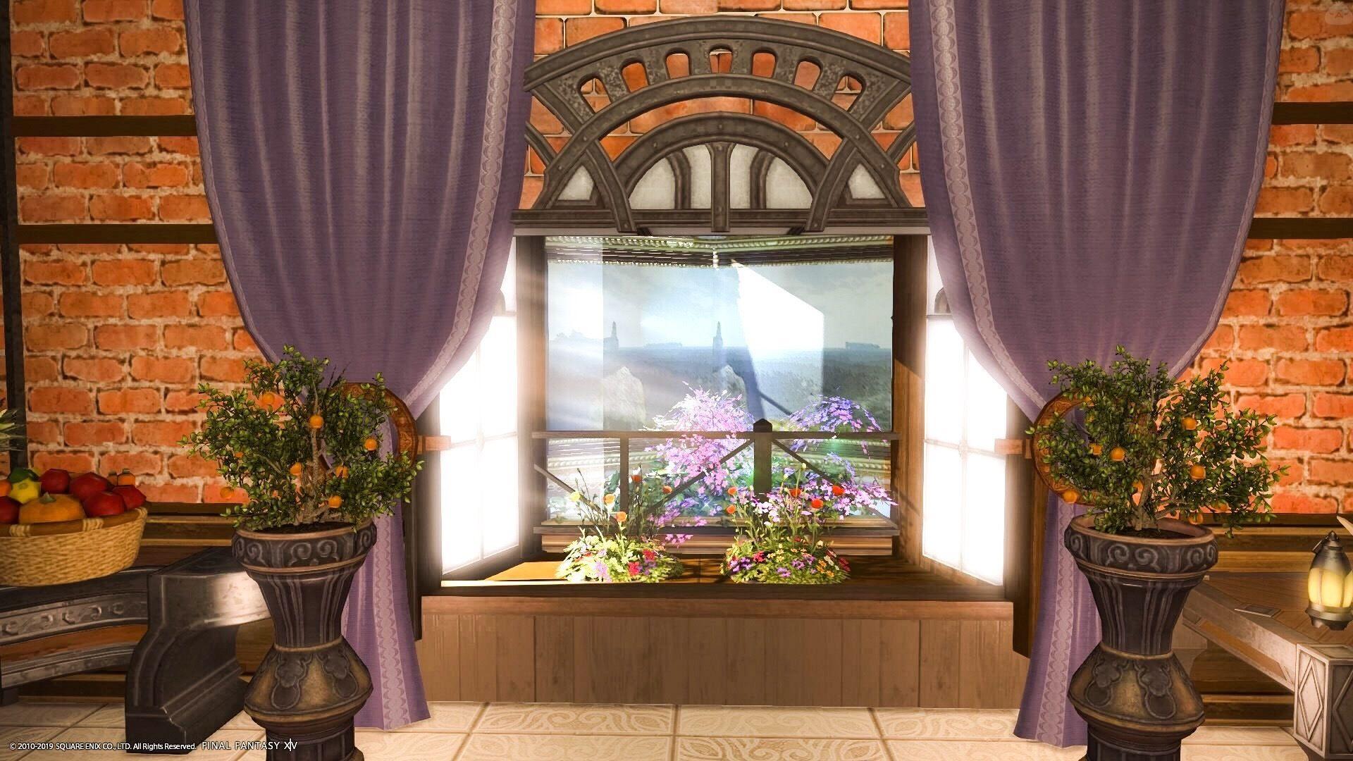 クリスタリウムのペンダント居住館をイメージしたハウジングです S