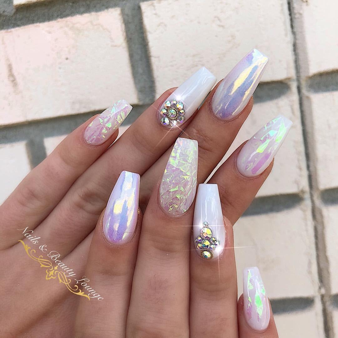 Pin By Ashley Martinez On Beauty Beauty Hacks Health And Beauty Tips White Nails