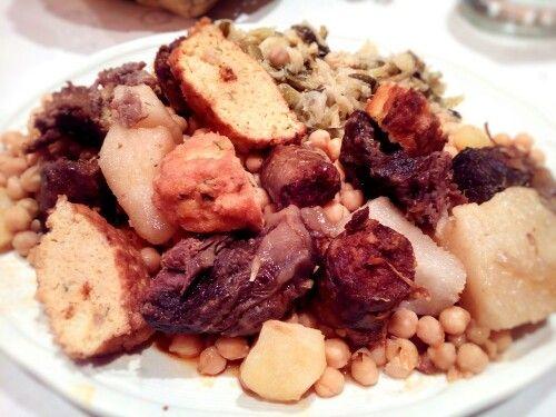 Cocido Lebaniego De Casa Cayo En Potes Cantabria Comer Bien Coco Picos De Europa