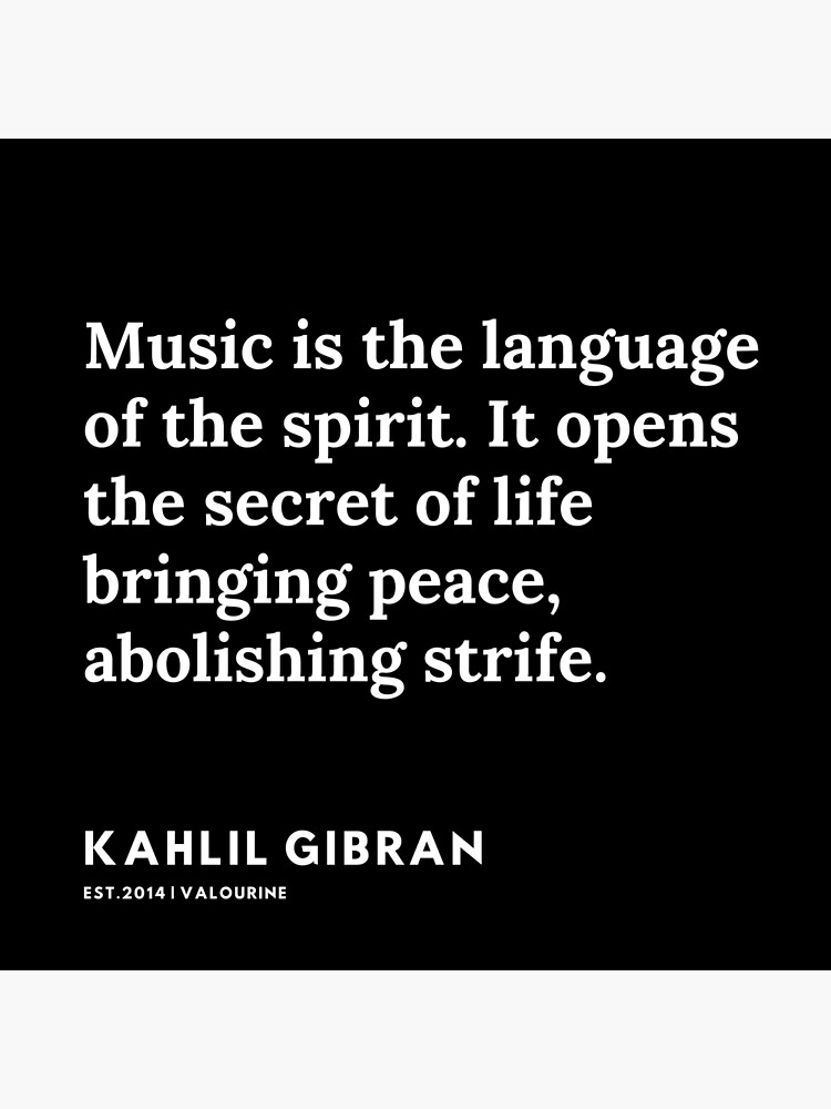 '80  |  19119 | Kahlil Gibran Quotes ' Poster by QuotesGalore