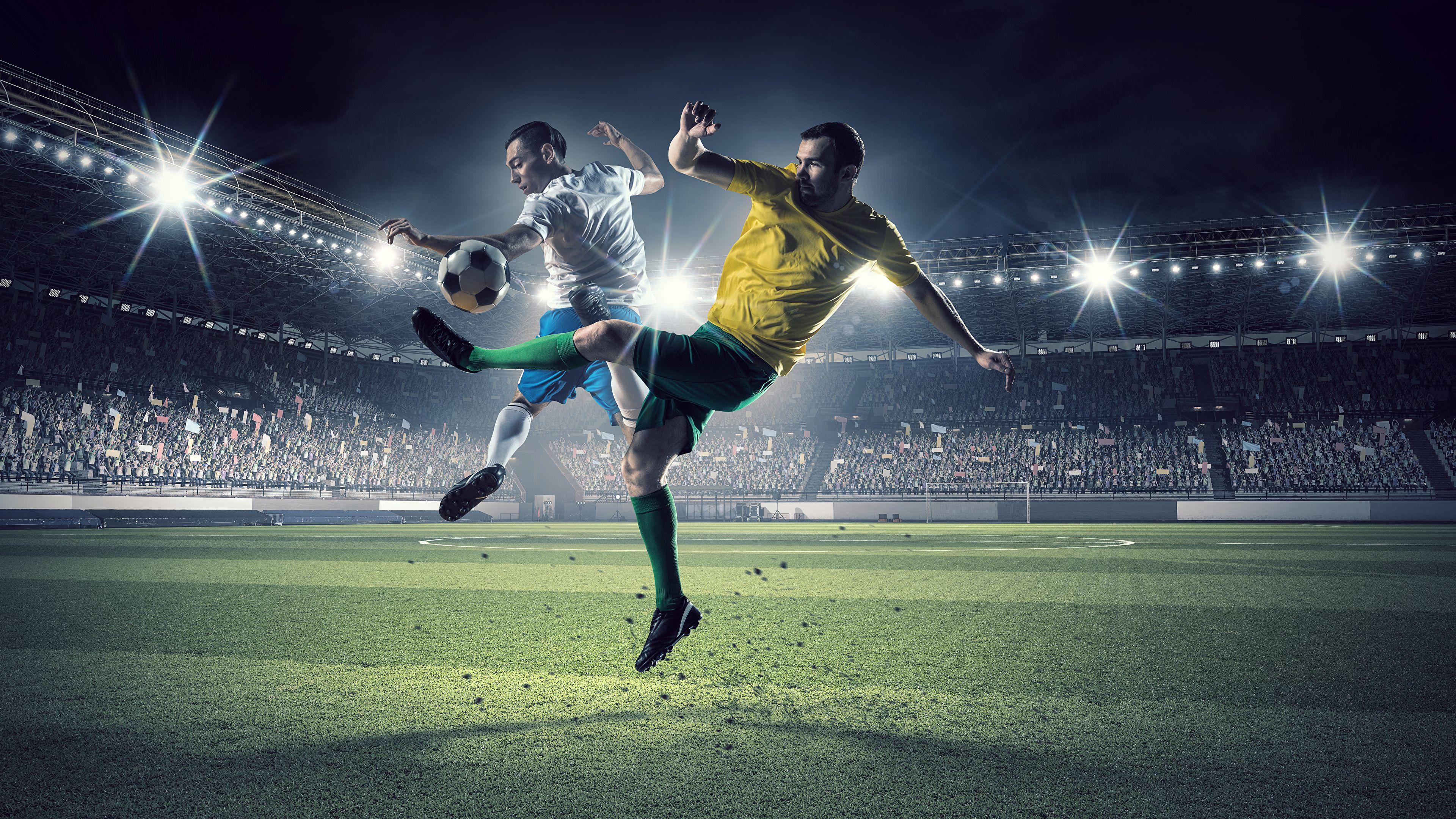 Скачать футбол на двоих на одном компьютере