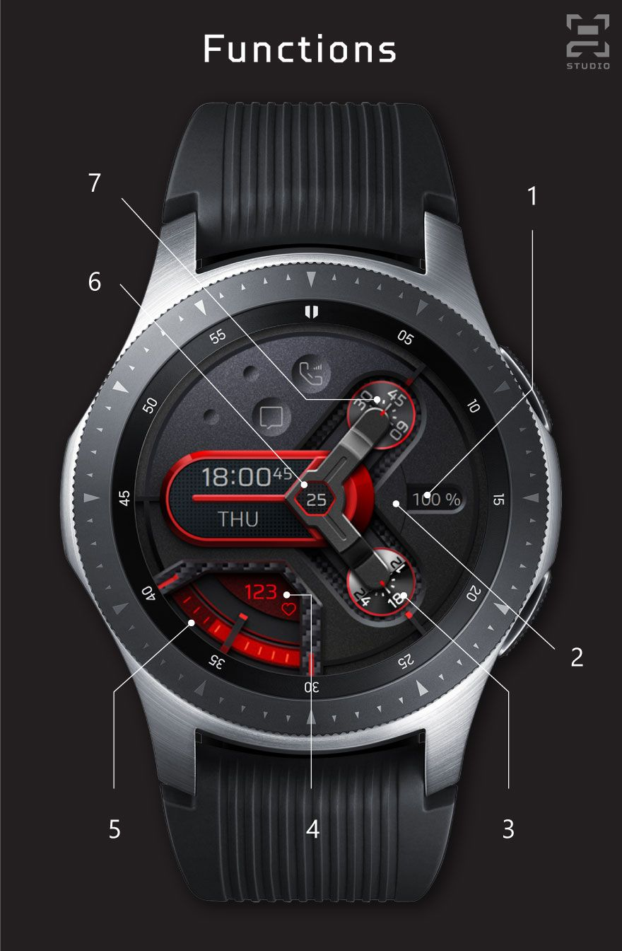 X9 21Sc (With images) Wrist watch design, Android watch