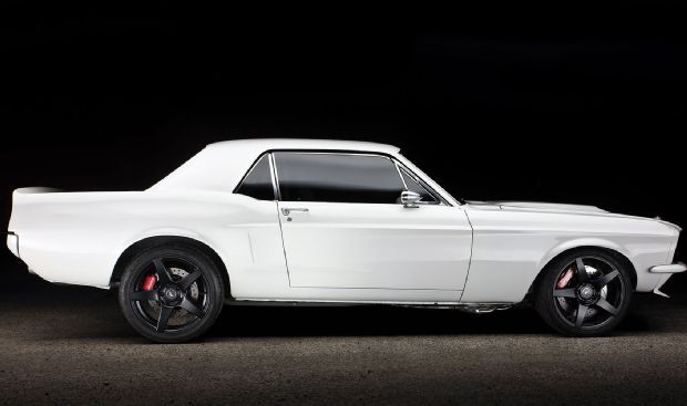 1967 Ford Mustang Coupe The Underdog Modified Mustangs Fords