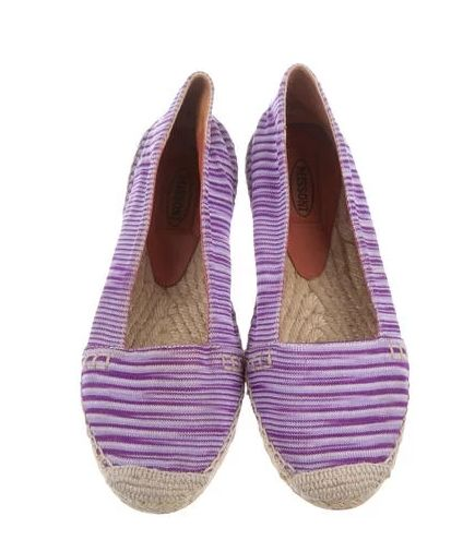 Missoni Canvas Espadrille Flats w/ Tags extremely for sale free shipping footlocker finishline clearance for nice discount Cheapest kI3bFYSzX