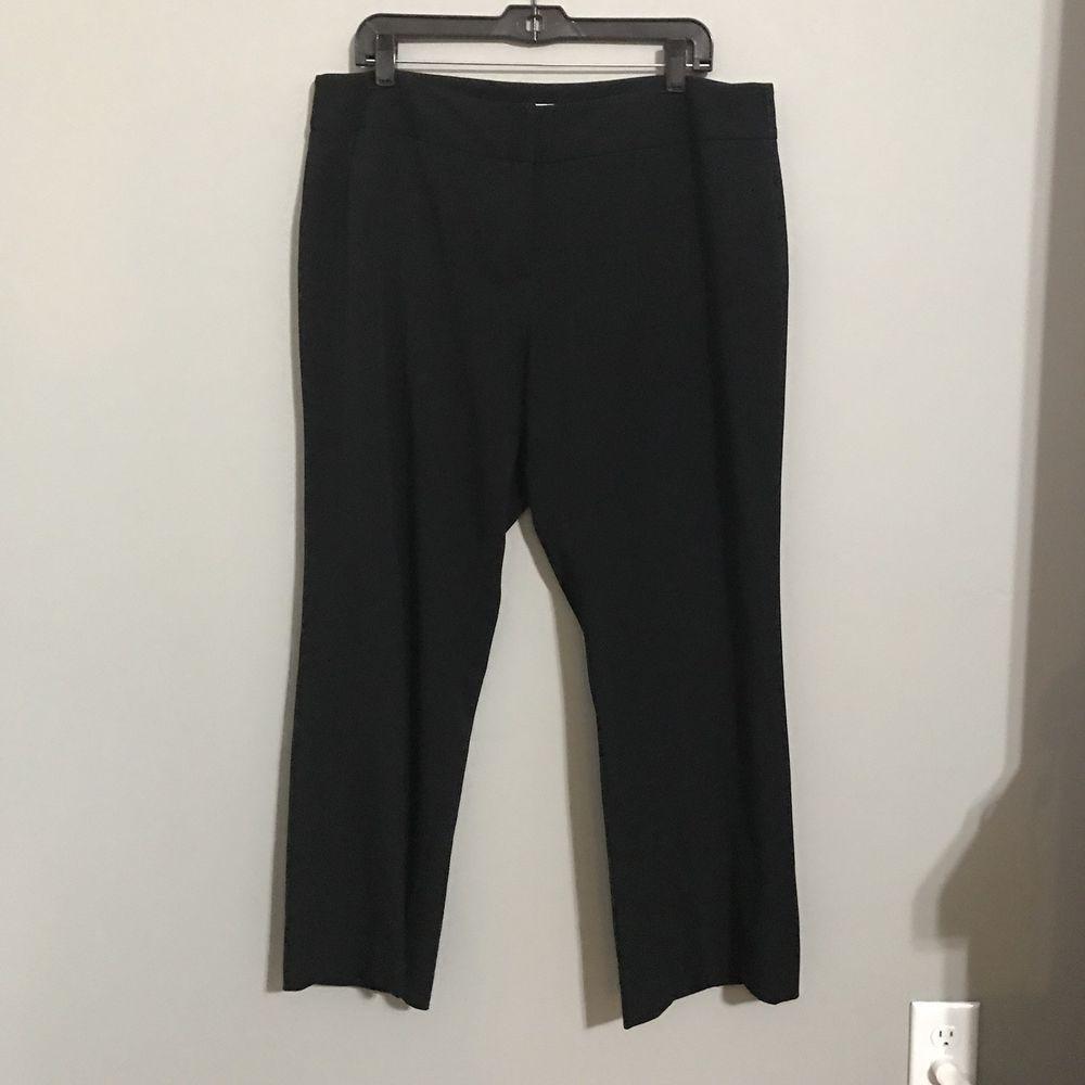 Charter Club Women S Black Dress Pants Size 16wp Charterclub Dresspants Club Outfits Black Dress Pants Dress Pants [ 1000 x 1000 Pixel ]