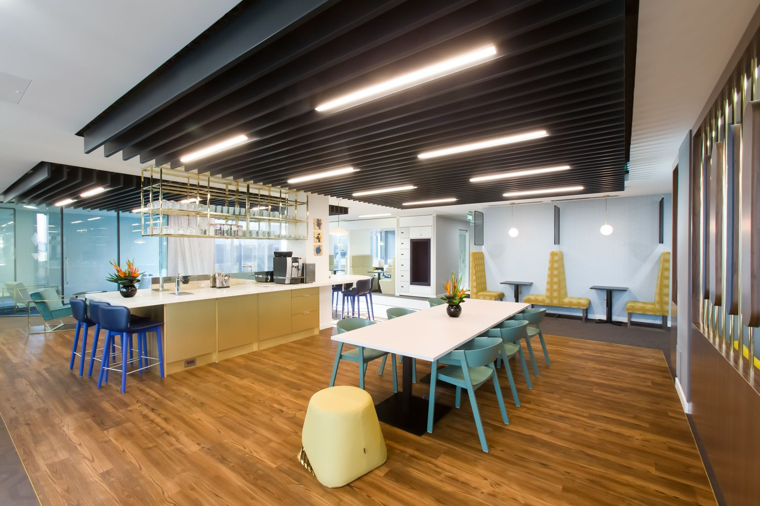 contemporary office spaces. Contemporary Office Space In Victoria, London. Fit Out Completed By C And S Ltd Spaces I