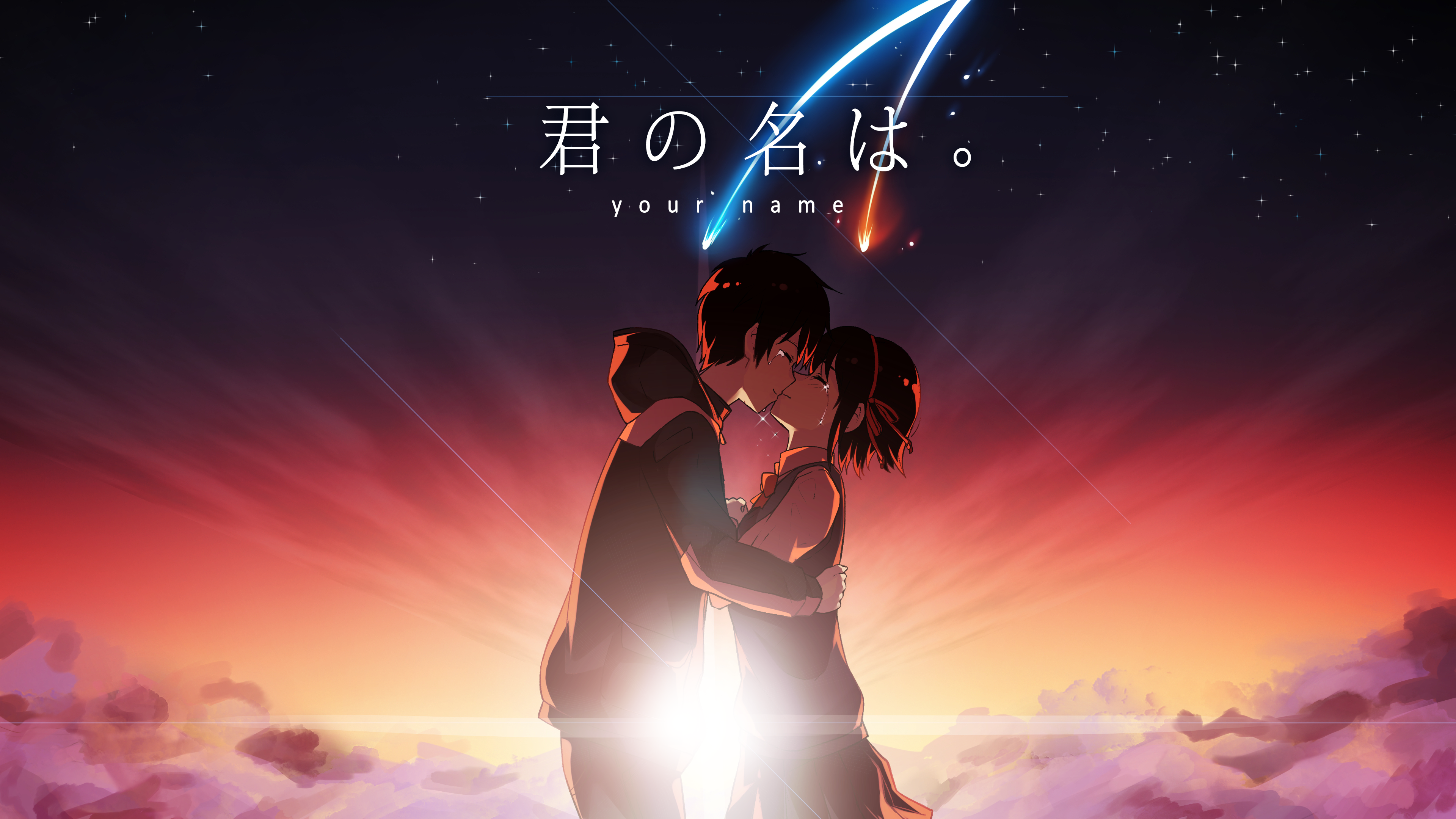Get Inspired For Romantic Anime Love Wallpaper 4k trong