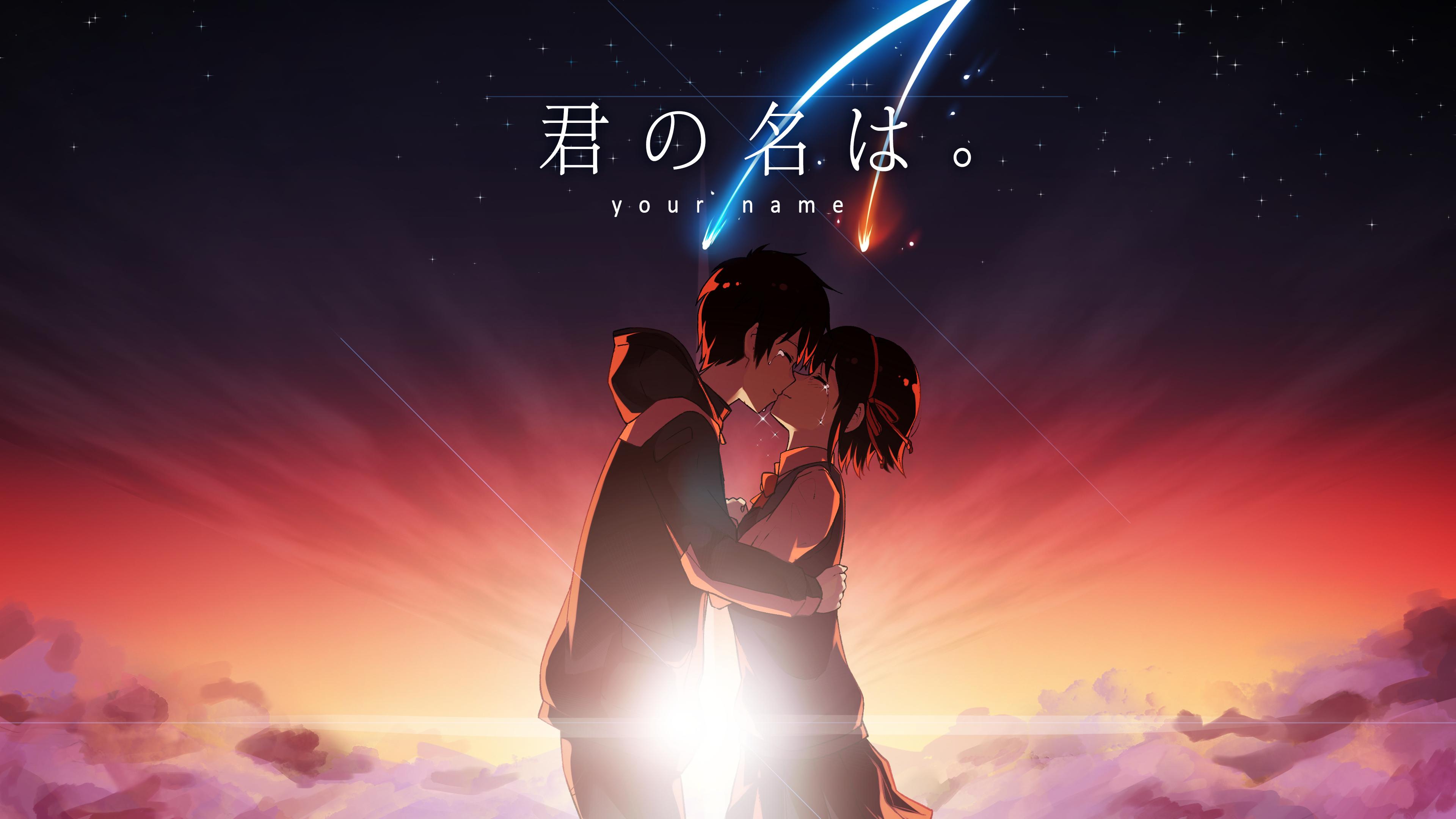 Get Inspired For Romantic Anime Love Wallpaper 4k trong