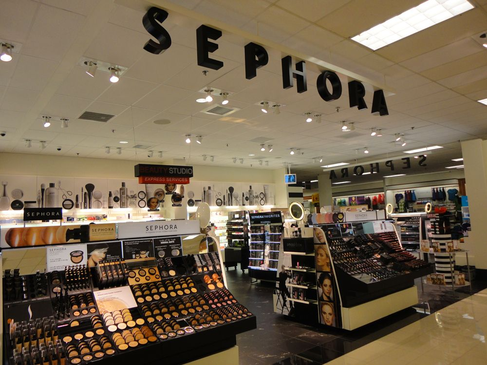 Sephora - 150 Broadway | Lower Manhattan Shopping Map | Pinterest ...