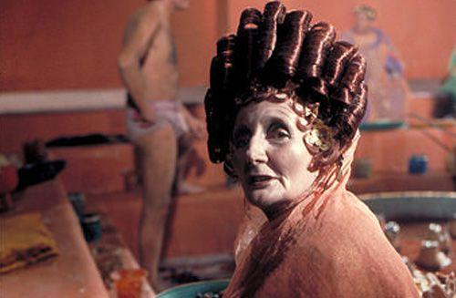 Fellini satyricon sex scenes