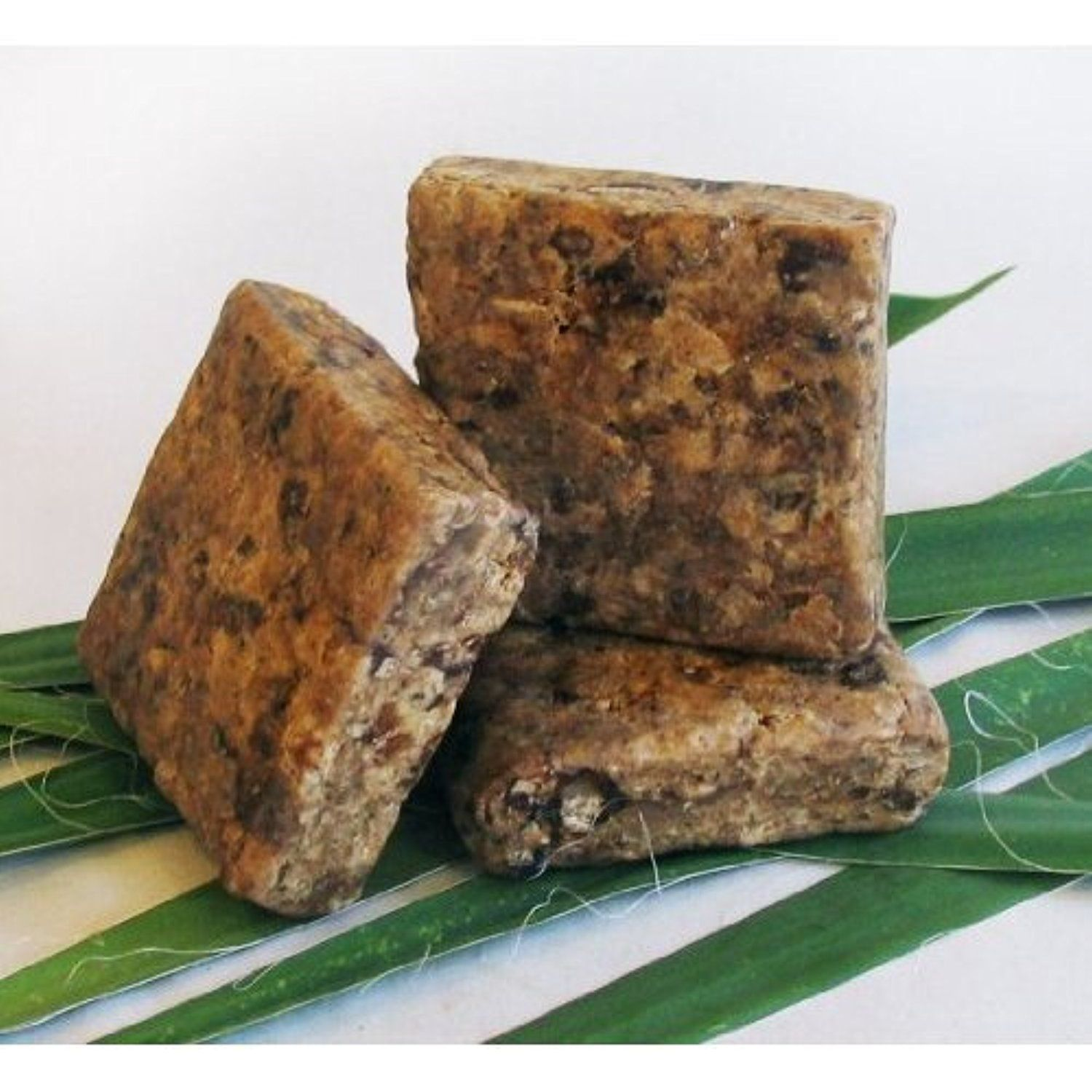 Raw African Black soap Imported From Ghana 4oz by Natural Cosmetics -- Awesome products selected by Anna Churchill