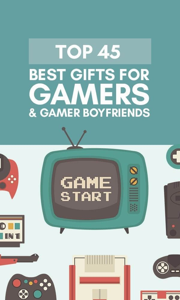 45+ Best Gifts For Gamer Boyfriends – [Spring 2020 Review]