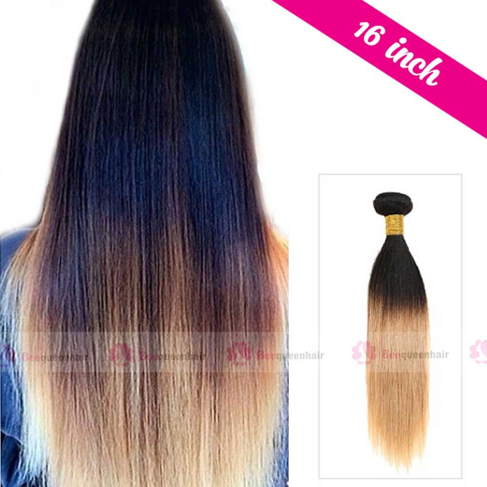 16 Inch Hair Extensions Weave Clip In Tape In Keratin Closure Wig