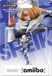 Amiibo Super Smash Bros. Sheik fra Platekompaniet. Om denne nettbutikken: http://nettbutikknytt.no/platekompaniet-no/