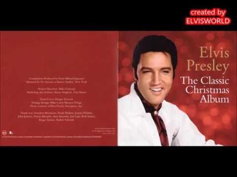 Elvis Presley The Classic Christmas Album Christmas Albums Elvis Presley Elvis