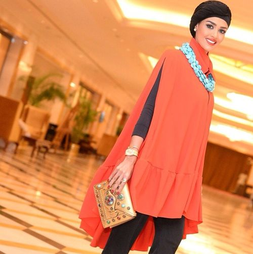 be a Fashionable muslimah