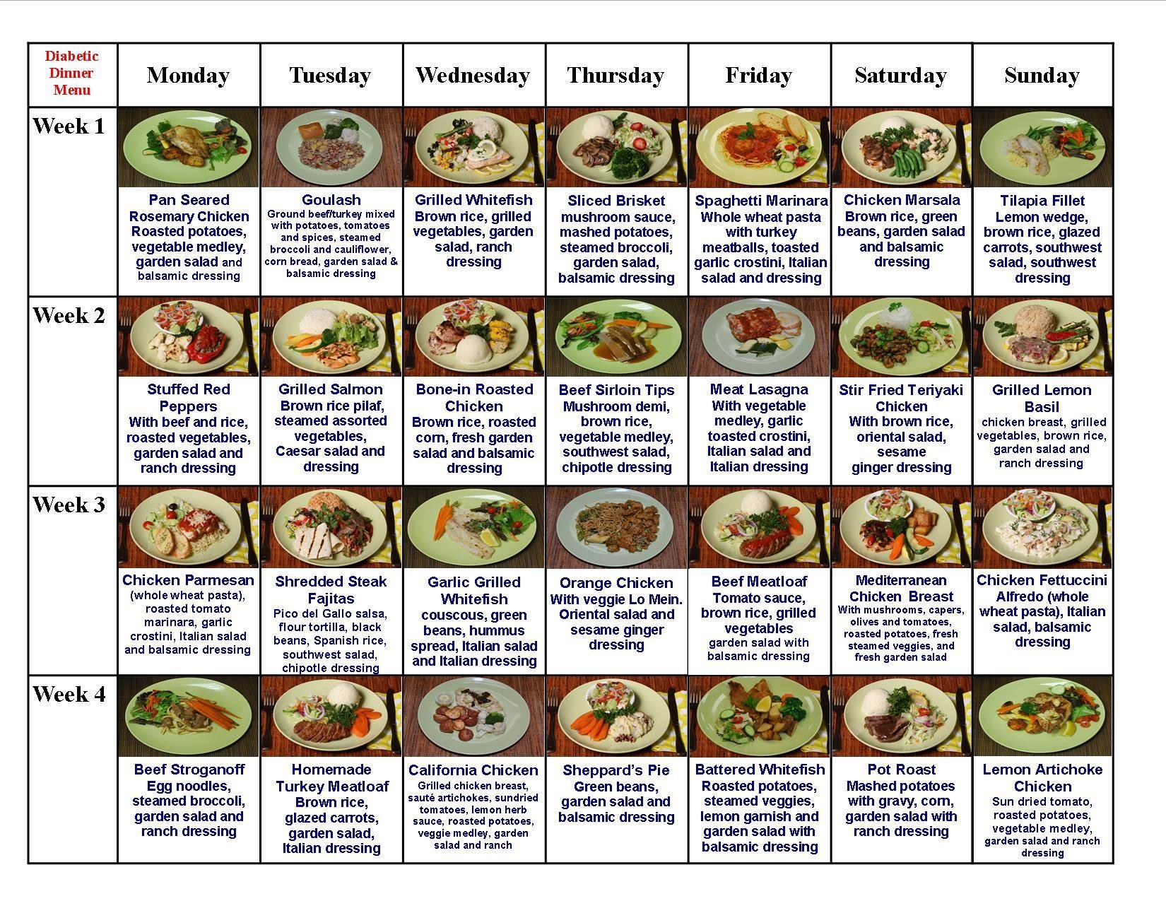 chinese diabetic diet plan