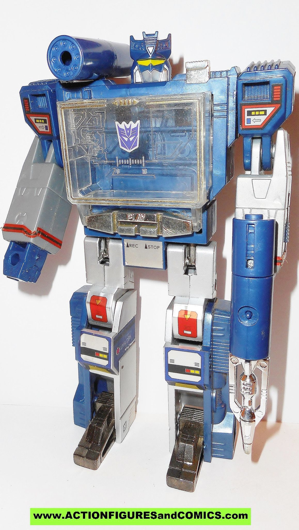 no box instruction Hasbro TRANSFORMERS SHOCKWAVE 100/% complete card