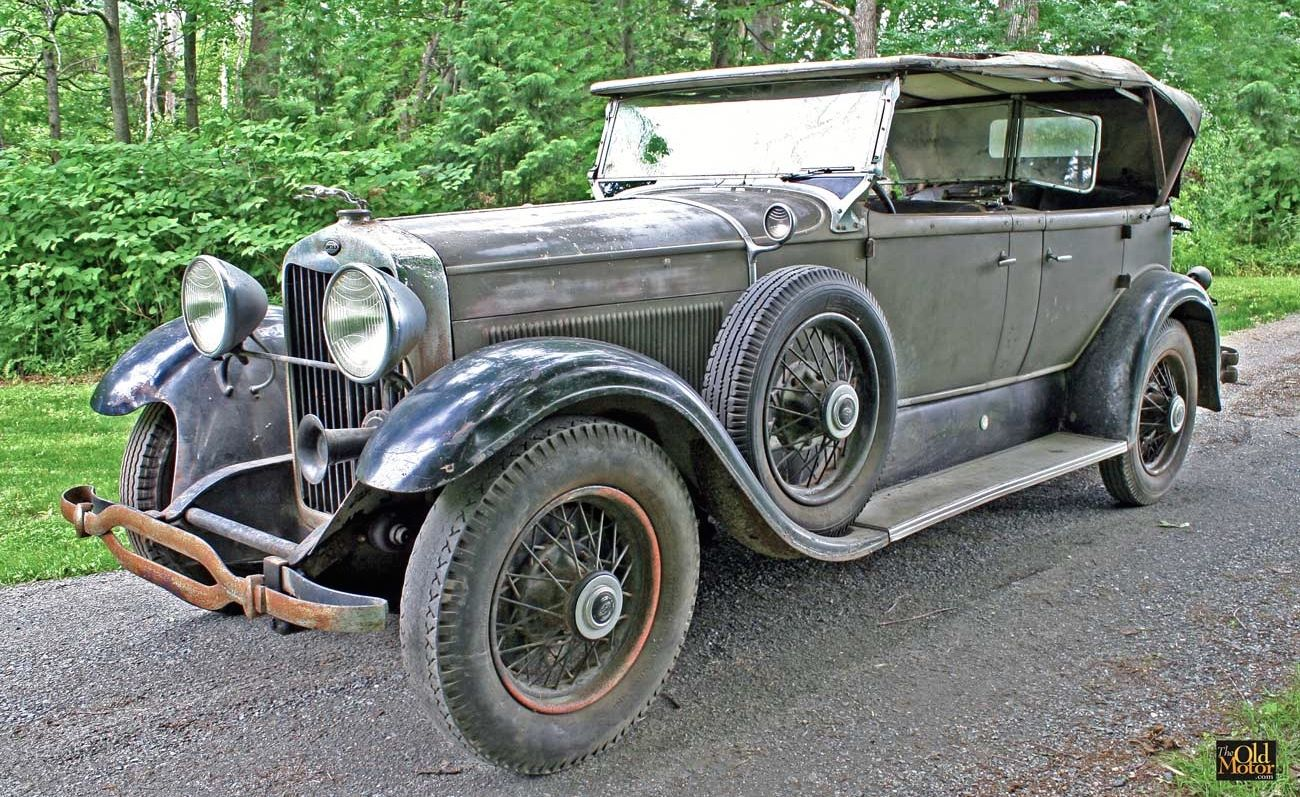 For Sale 1930 Lincoln Sport Phaeton With Attractive Coachwork By Locke At Http Theoldmotor Com P 146221 American Classic Cars Cars For Sale Classic Cars