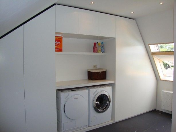 Wasmachine Kast Badkamer : Kasten ombouw wasmachine kasten kasten zolder en kast