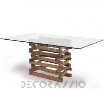 #wooden #wood #woodwork #furniture #furnishings #eco #design #interior #interiordesign #decoration #decor обеденный стол Riva 1920 Falo, 49.02.1