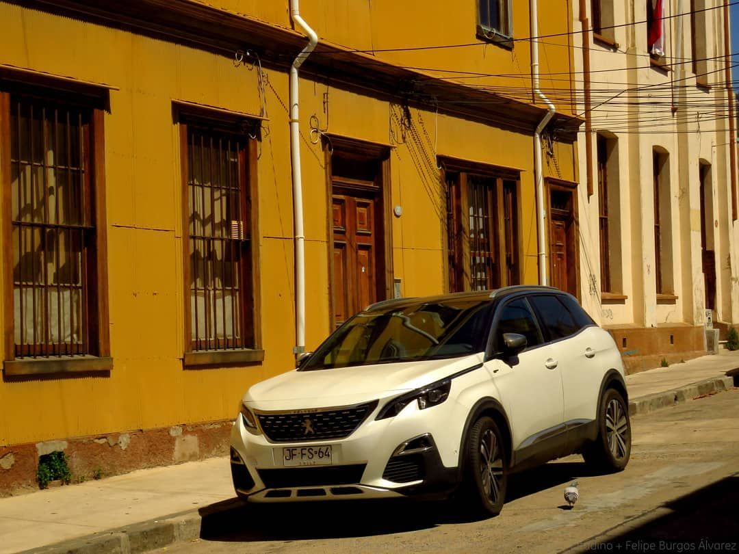 The Peugeot 3008 A Beautiful And Very Modern Suv Some American