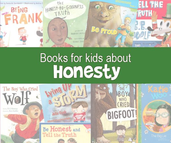 Good picture books about honesty with social emotional learning lessons for children