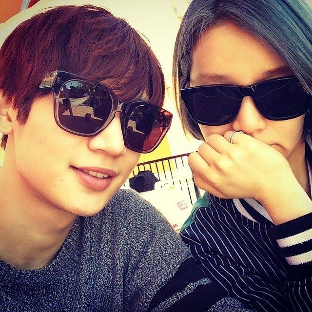 Naver band sulli and minho dating