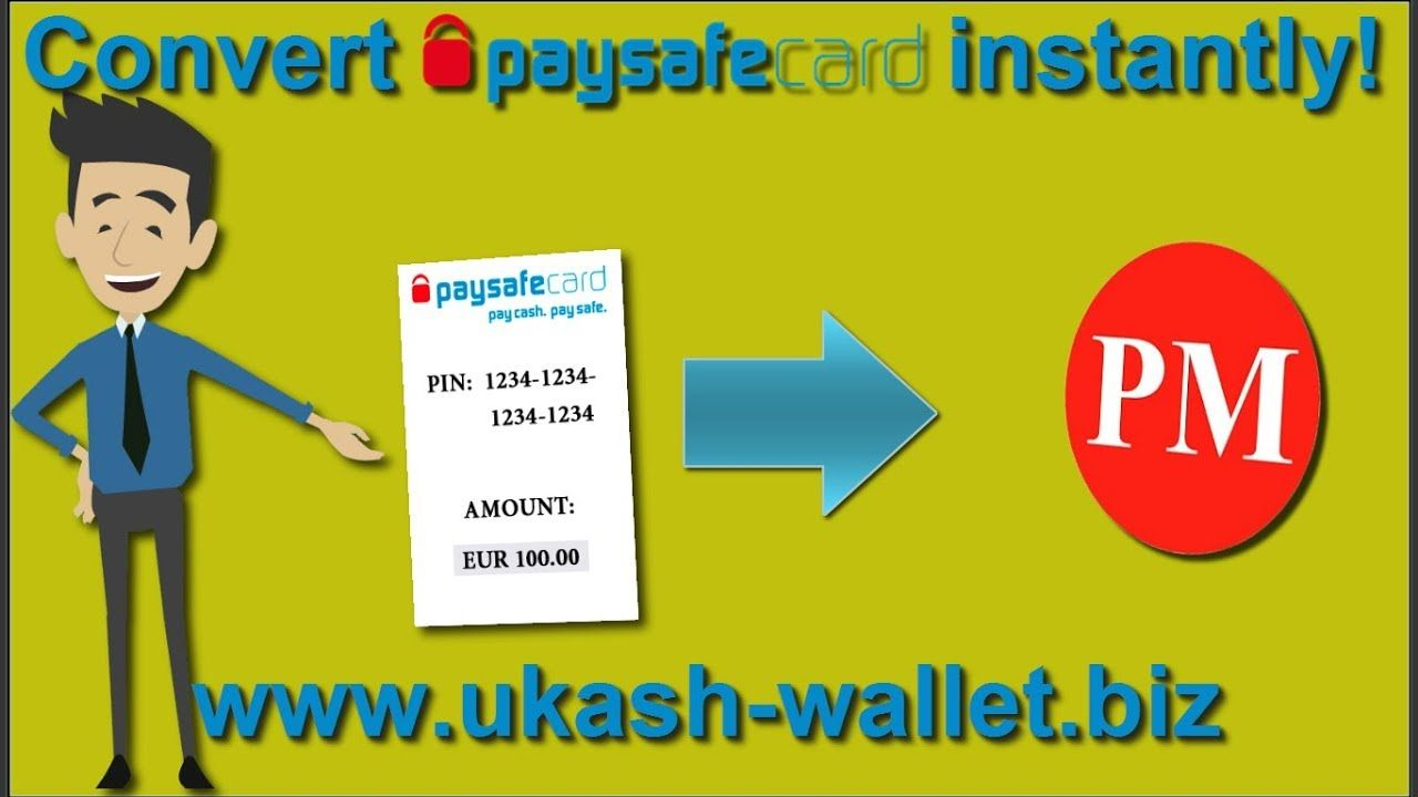 Paysafecard To Perfect Money Exchange Instantly 2020 Convert Paysafe T In 2020 Perfect Money Money Transfer Instant Cash