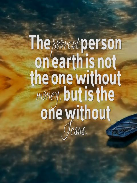 The Poorest Person On Earth Is Not The One Without Money But Is - Who is the poorest man on earth