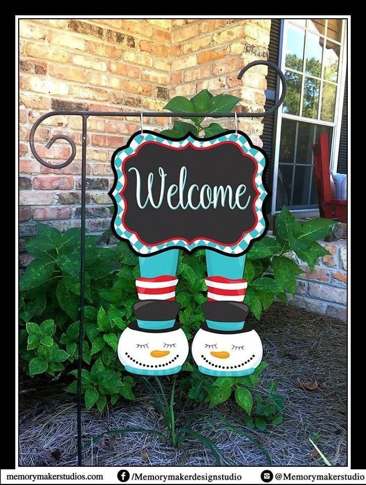 Garden Flags Door Hangers Personalized Garden Flag Garden Flags Christmas Door Hanger