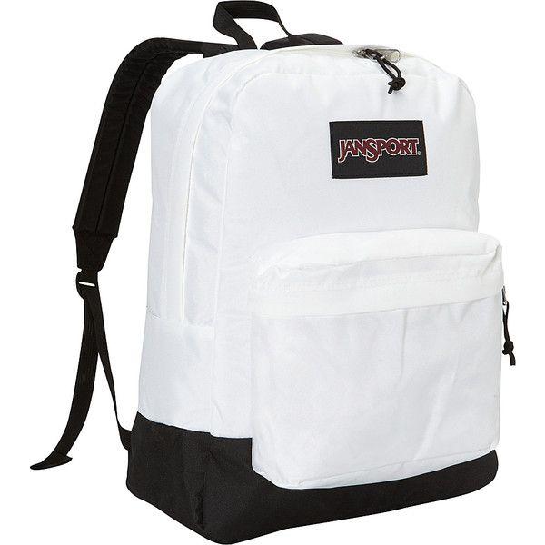 Jansport Superbreak Backpack ($29) liked on Polyvore