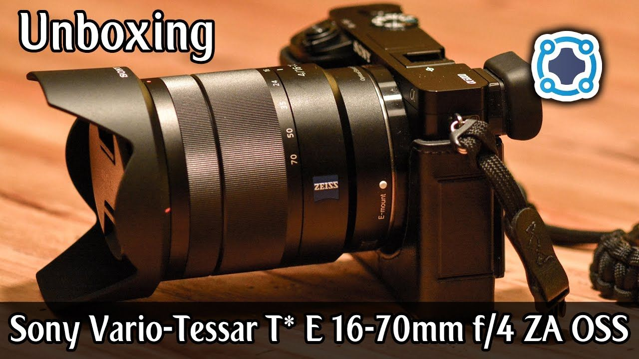 Unboxing Sony 16 70mm F 4 Oss Lens With Sample Pictures Https Www Camerasdirect Com Au Sony Vario Tessar Te 16 70m Sony Lenses Unboxing Mirrorless Camera