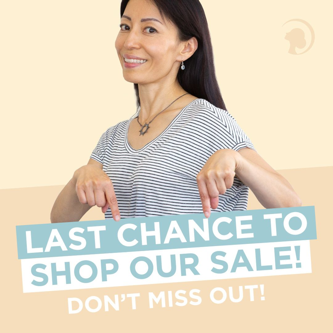 Last chance to shop our sale in 2020 face yoga face